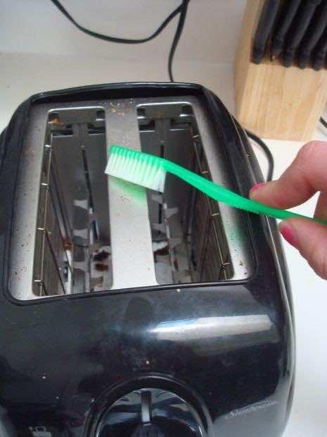 8. Clean Appliances