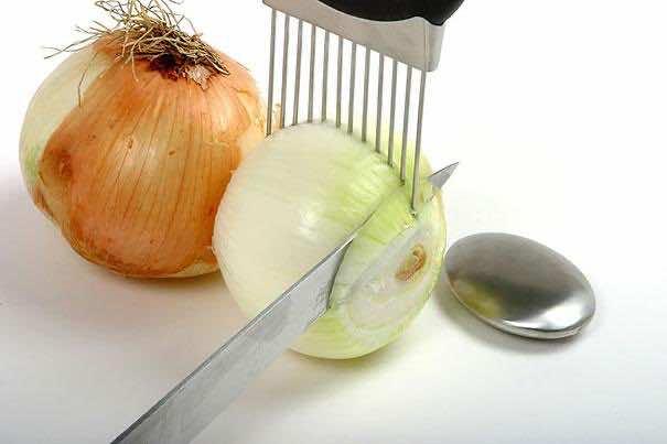 8. Onion Holder