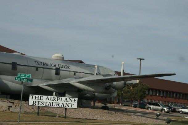 9. The Airplane Restaurant — Colorado Springs, Colo.