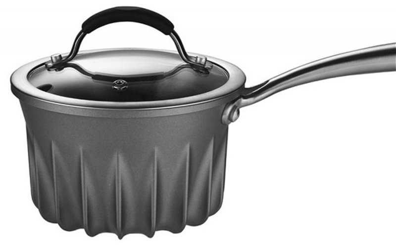 Rocket Scientist Re-Invents The Cooking Pot Making It 40% More Efficient