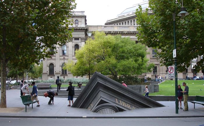 Sinking Library