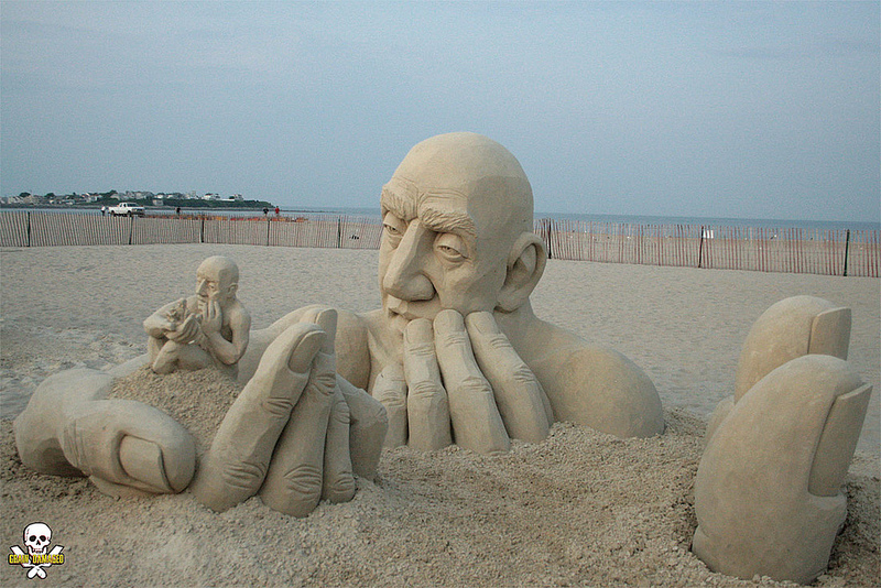 Infinity- Sculpture