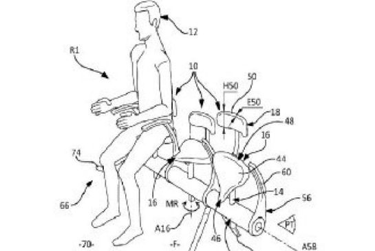 Airbus patents 2