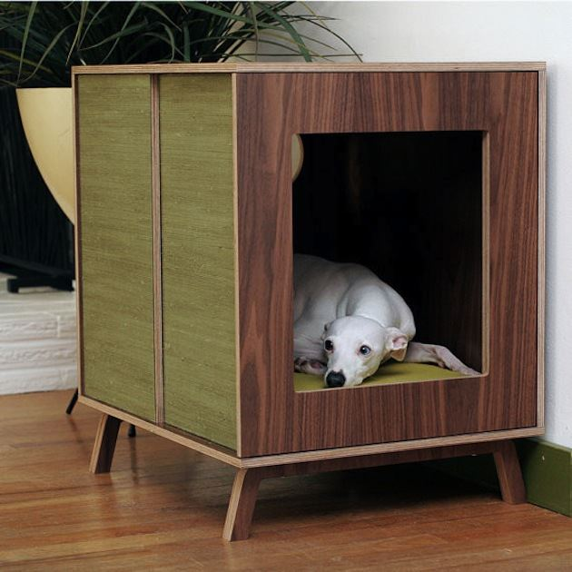 15 amazing dog houses that every dog owner needs to see. Black Bedroom Furniture Sets. Home Design Ideas