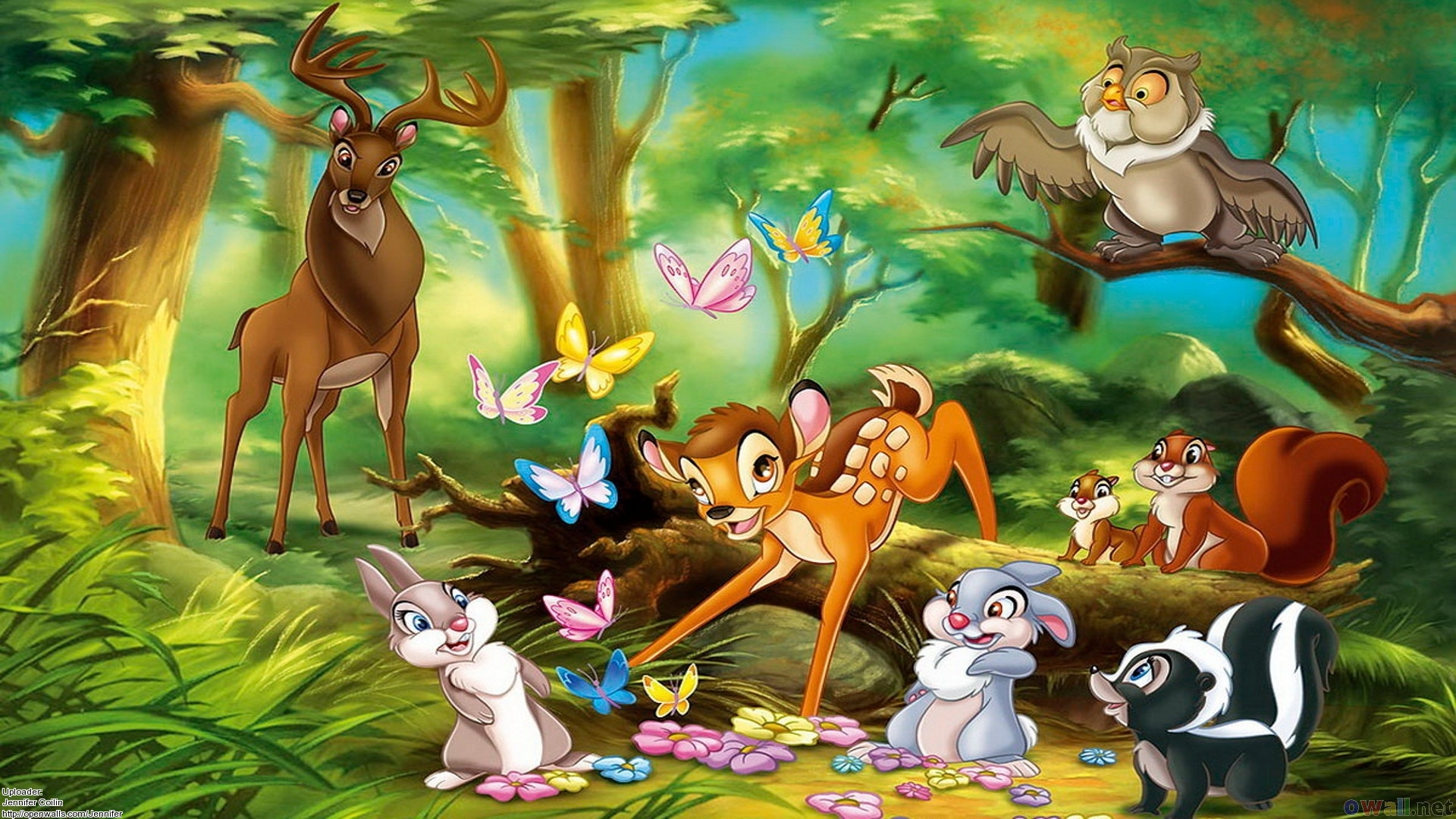 Disney Movies Hd Wallpapers: 35 Animation Wallpapers In High Definition For Desktops