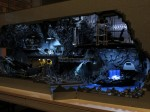 Batcave made from LEGO9