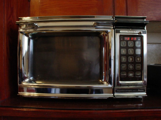 Calorie Counting Microwave 3