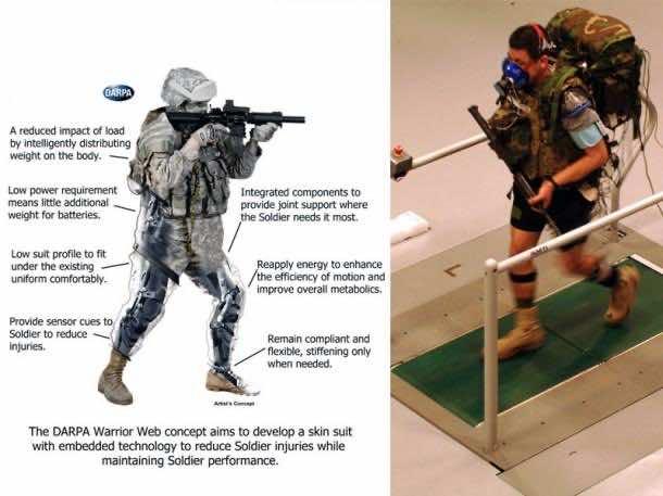 DARPA Warrior Web 2