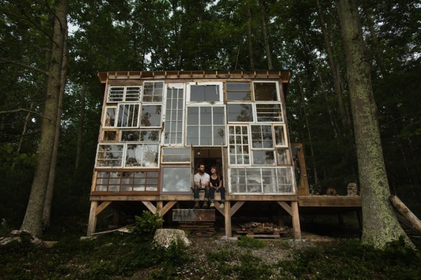 Dream House, Nick Olson and Lilah Horwit 5