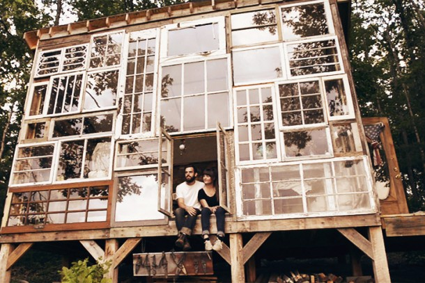 Dream House, Nick Olson and Lilah Horwit