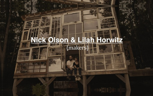 Dream House, Nick Olson and Lilah Horwit 7