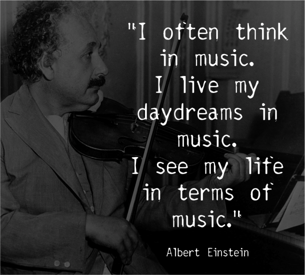 Great Song Quotes About Life: 28 Famous Albert Einstein Quotes