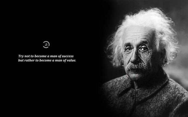 Einstein Quotes 12