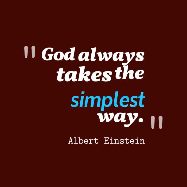 Einstein Quotes 18