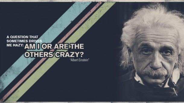 Einstein Quotes 21