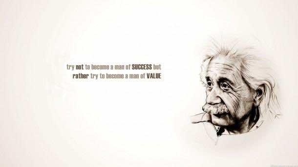 Einstein Quotes 22