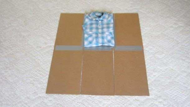 Folding Shirt with Style 10