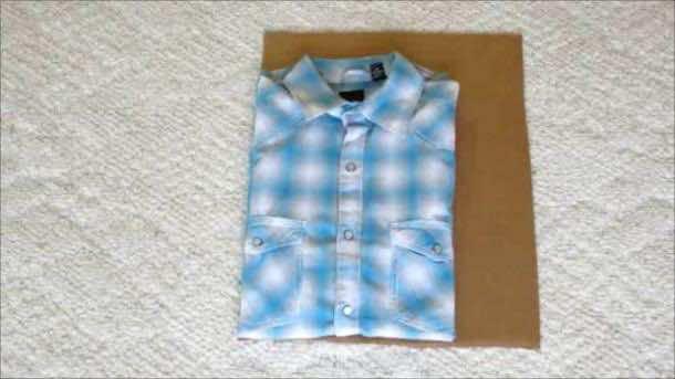 Folding Shirt with Style 3