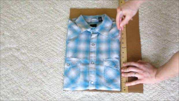 Folding Shirt with Style 4