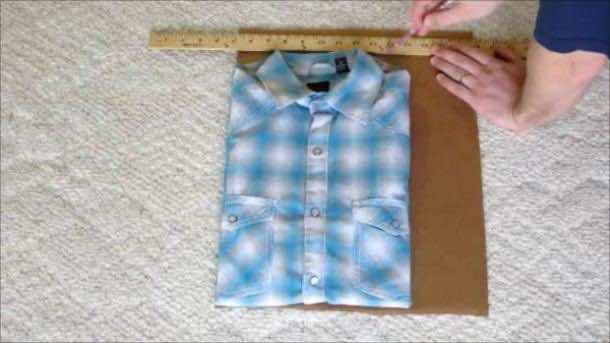 Folding Shirt with Style 5