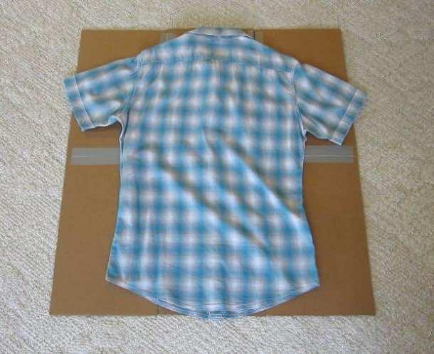 Folding Shirt with Style 8