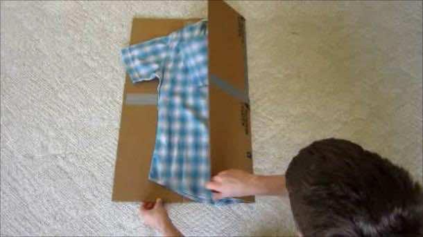 Folding Shirt with Style 9