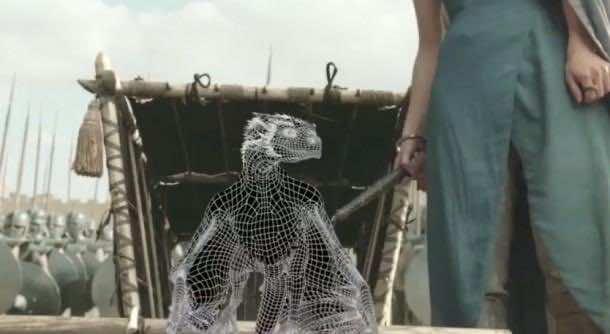 Game of Thrones VFX 8