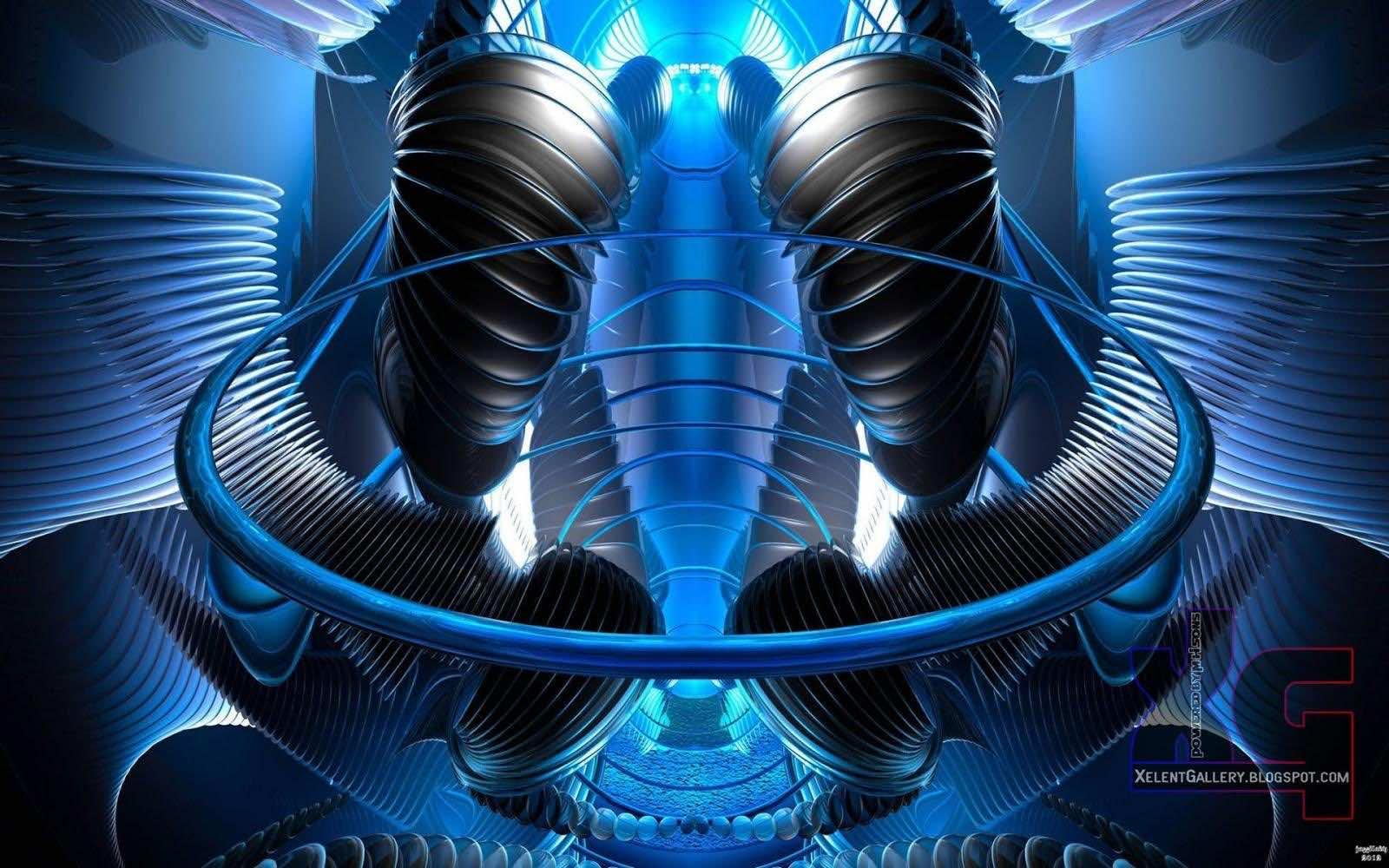Hi Tech Wallpaper 7