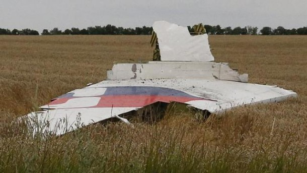 MH17 crash pictures