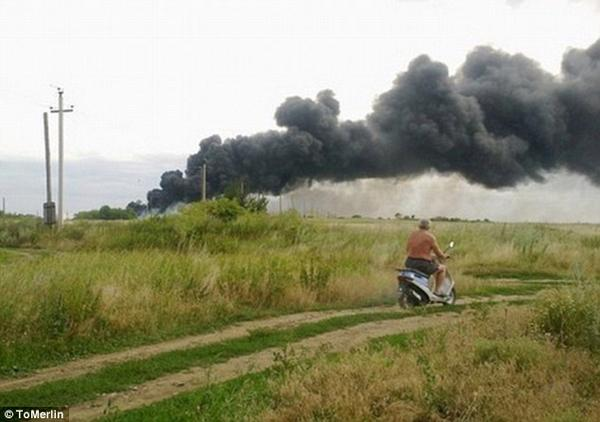 Malaysian Airlines MH-17 Crash Pictures-4