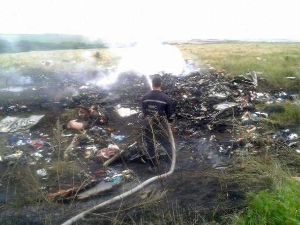 Malaysian Crash