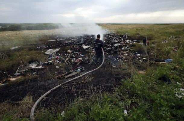 Mh17 Crash 9