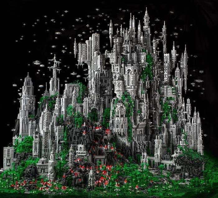 Mystical world of Odan 4
