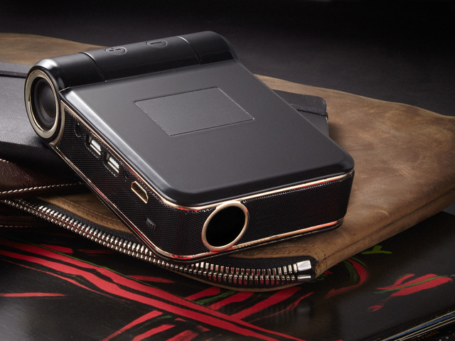 Odin Is A Portable New Projector That Can Project A 250″ Screen And Fits In Your Pocket