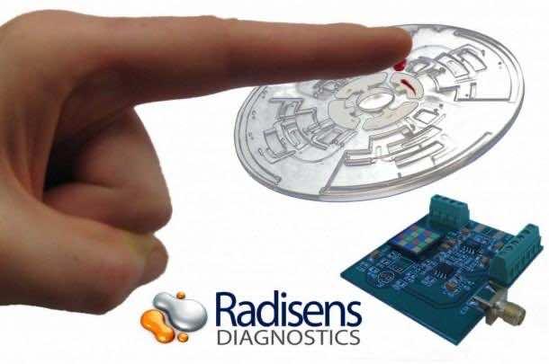 Radisens and ESA