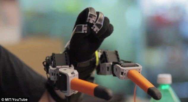 Robotic Fingers-1