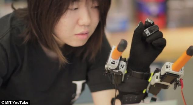 Robotic Fingers-2