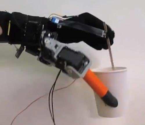 Robotic Fingers-4