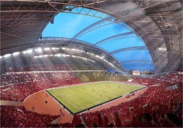 Singapore Sports HUb3