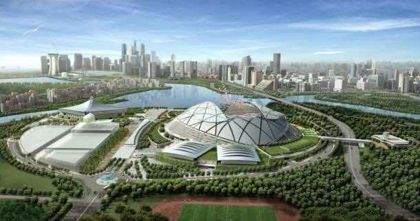 Singapore Sports HUb5