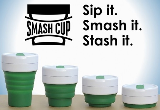 Smash Cup – The Portable Coffee Cup5