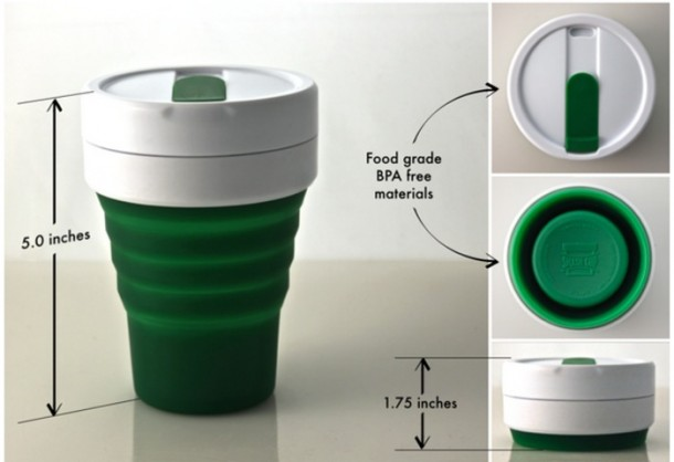 Smash Cup – The Portable Coffee Cup6