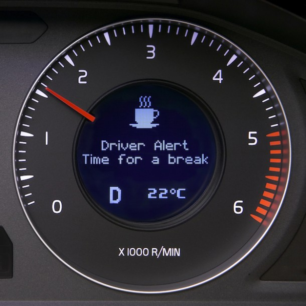 System to Alert Sleepy Drivers6
