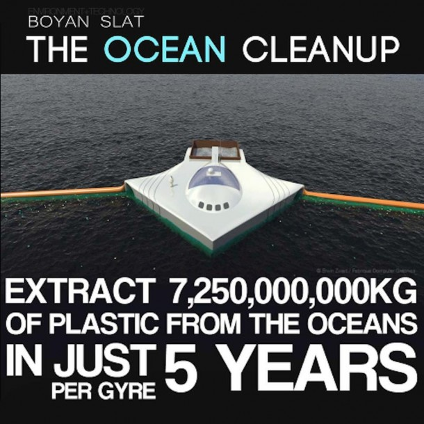 The Ocean Cleanup 2