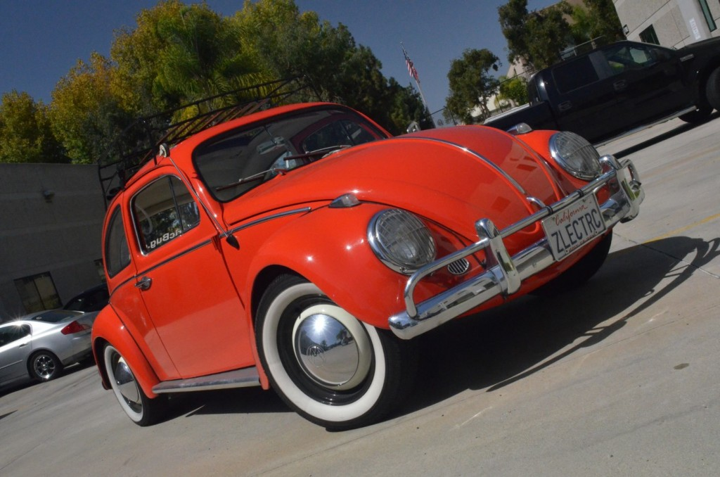 The Volkswagen Bug is Going Electric Next Year2