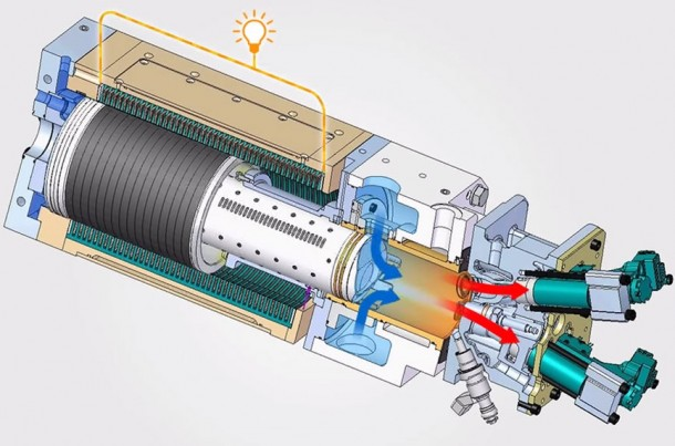 Toyota Ditches Crankshaft in their New Free Piston Engine Linear Generator (FPEG)