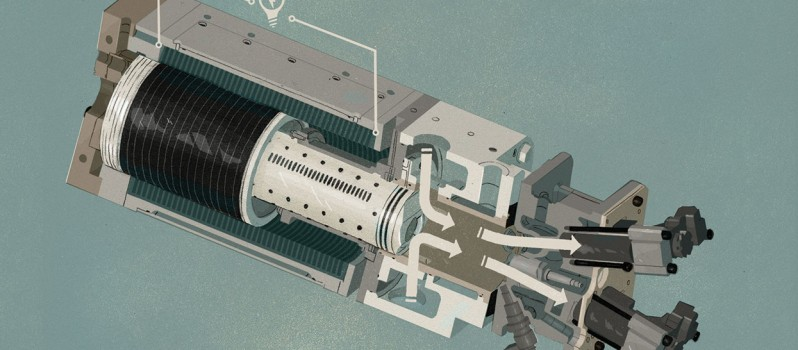 Toyota Ditches Crankshaft in their New Free Piston Engine Linear Generator (FPEG)3
