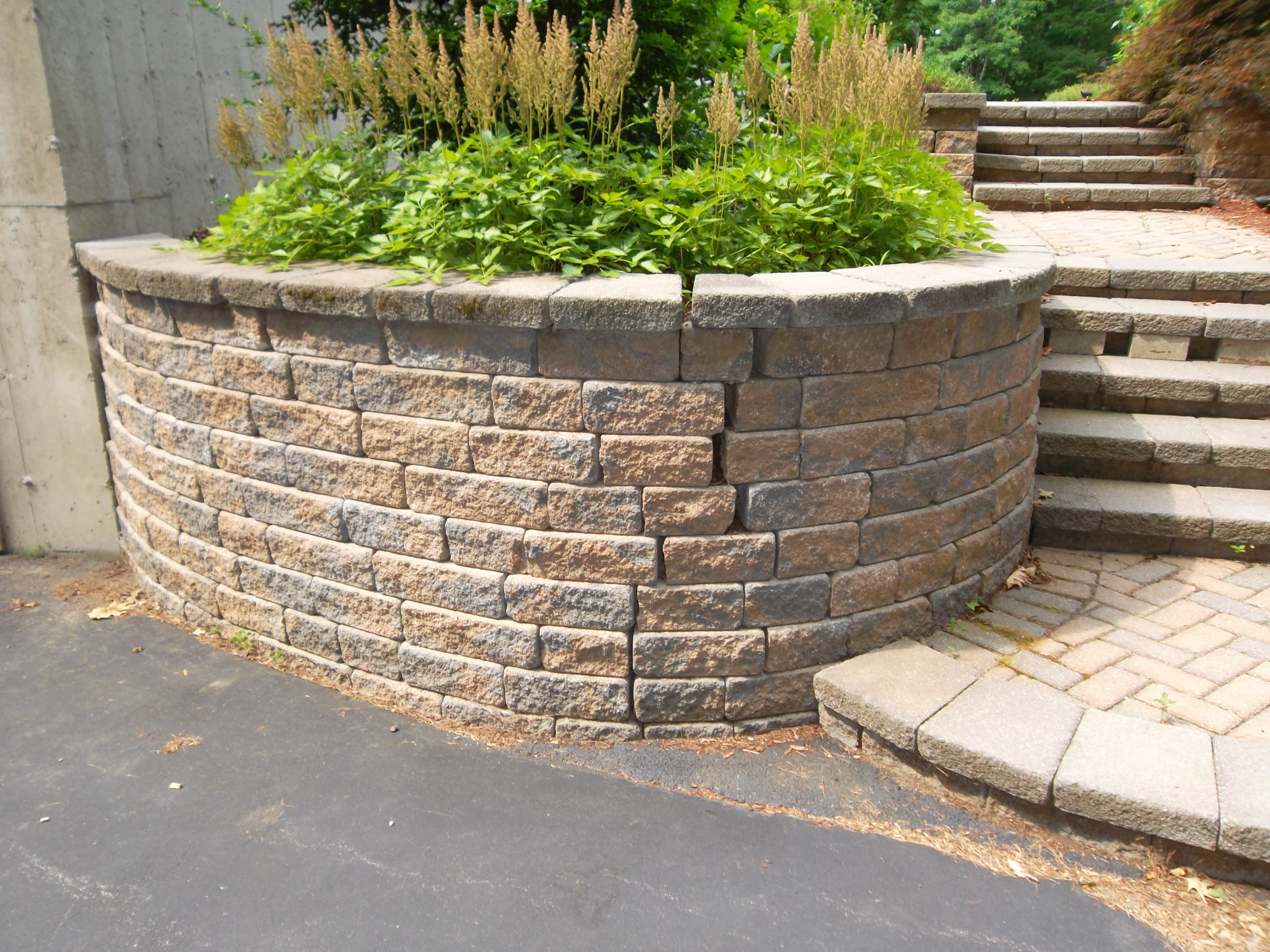 What is Retaining Wall 5
