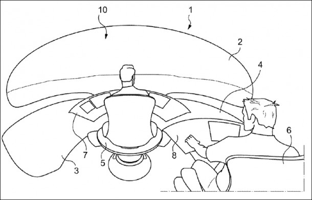 Windowless Cockpits are The Future – Airbus Trying for Patent 5