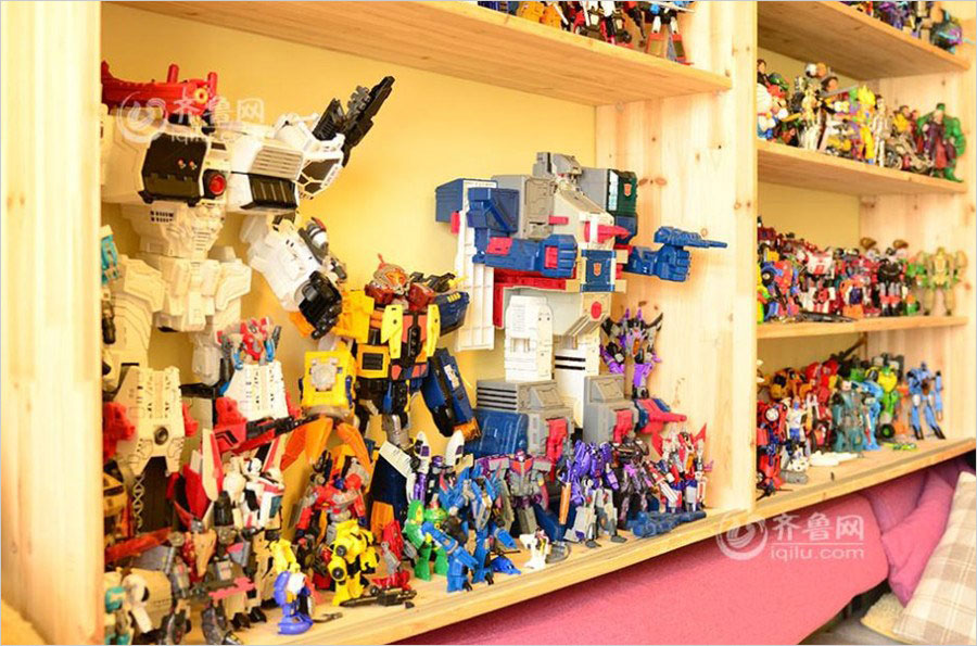 Zhang Wei Transformers Collection 2